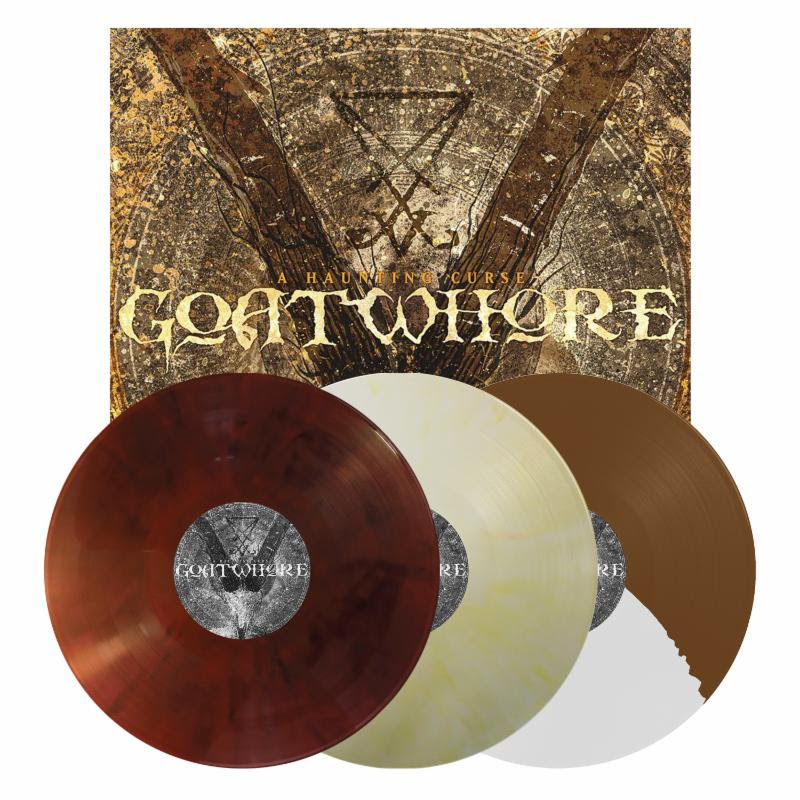 "On December 14th,  GOATWHORE 's  A Haunting Curse  LP will be reissued via Metal Blade Records. Initially released in 2006, the limited reissue will come in three color variants in the US: root beer vinyl (limited to 500 copies), butter cream vinyl (limited to 250 copies), and brown/white split vinyl (limited to 250 copies).   Preorders are currently available at    THIS LOCATION   .    GOATWHORE  is currently in the midst of a North American tour as headliners of the 2018 edition of Metal Alliance. The trek runs through November 30th and features support from The Casualties, Black Tusk, and Great American Ghost as well as Morthereon and Gozu on select dates. For tickets and special VIP packages visit:  metalalliancetour.com . The following month,  GOATWHORE  will march on playing five more headlining shows with Cloak and Great American Ghost from December 1st through December 5th. See all confirmed dates below.    GOATWHORE:   Metal Alliance Tour w/ The Casualties, Black Tusk, Great American Ghost, Morthereon (10/31 - 11/17), Gozu (11/18 - 11/30) [remaining dates]:  11/08/2018 Brick By Brick - San Diego, CA 11/09/2018 Full Circle Brewing Co. - Fresno, CA 11/10/2018 The Boardwalk - Orangevale, CA 11/11/2018 Cornerstone - Berkeley, CA 11/13/2018 Tony V's Garage - Everett, WA 11/14/2018 Dante's - Portland, OR 11/16/2018 Metro Music Hall - Salt Lake City, UT 11/17/2018 Marquis Theater - Denver, CO 11/18/2018 Aftershock - Merriam, KS 11/20/2018 Turf Club - St. Paul, MN 11/21/2018 Reggie's Rock Club - Chicago, IL 11/23/2018 Magic Stick - Detroit, MI 11/24/2018 Overtime Sports Bar - Kingston, ON 11/25/2018 Salle Multi Du Complex Meduse - Quebec City, QC 11/26/2018 Les Foufounes Electriques - Montreal, QC 11/27/2018 ONCE Ballroom - Somerville, MA *  GOATWHORE , Black Tusk, Gozu only 11/28/2018 Gramercy Theater - New York, NY 11/29/2018 Montage Music Hall - Rochester, NY 11/30/2018 One Centre Square - Easton, PA  w/ Cloak, Great American Ghost:   12/01/2018 Oddbodys - Dayton, OH [ tickets ] 12/02/2018 Cafe 611 - Frederick, MD [ tickets ] 12/03/2018 Canal Club - Richmond, VA [ tickets ] 12/04/2018 New Brookland Tavern - Columbia, SC [ tickets ] 12/05/2018 Growlers - Memphis, TN [ tickets ]     GOATWHORE   continues to tour in support of  Vengeful Ascension . Released last June via Metal Blade Records, it is their seventh full-length and highest charting album to date. MetalSucks named the production,  GOATWHORE 's, ""most vital album since 2006's  A Haunting Curse ,"" and one, ""guaranteed to frighten your grandmother directly into her grave."" Blabbermouth gushed, "" Vengeful Ascension  proves that the band is firing on all cylinders, standing tall as one of extreme metal's leading bands."" Loudwire concurred, "" Vengeful Ascension  has extremity black metal fans will dig, groove that will appeal to death metal aficionados and potent guitar work thrash lovers can appreciate."" Pop Matters lauded an offering, ""more textured and nuanced than the typical metal record,"" while Metal Injection crowned the record the band's ""high water mark... thus far.""    Vengeful Ascension  is out now on CD, vinyl, and digital formats. To preview and purchase the record, visit    metalblade.com/goatwhore   .    http://www.facebook.com/thegoat666   http://www.twitter.com/goatwhorenola   http://www.youtube.com/Goatwhorenola666   http://www.metalblade.com/goatwhore   http://metalalliancetour.com"