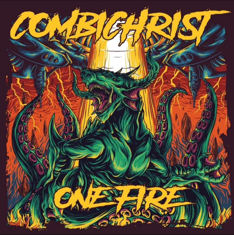 "One Fire  Album Art by Deka Sepdian     Electro-industrial metal leaders  COMBICHRIST  recently announced details regarding the release of their upcoming razor-sharp ninth full-length album,   One Fire  , scheduled for release on June 7, 2019 via Out of Line Music. Precise, lurking, ultramodern and merciless,   One Fire  is a retrospect and forecast in one for  COMBICHRIST . Cold, industrial riffs mixed with ominous metal forge a sinister alliance  and  reflect a return to roots - molded by nearly two decades of experience and a futuristic outlook.  Beginning today,   One Fire   is available for pre-order via all major digital retailers. In addition, the band is streaming the haunting, unrelenting anthem, ""Hate Like Me""! Pre-order     One Fire  and stream ""Hate Like Me"" now via this link:  https://outofline.lnk.to/onefire   You can also check out a new lyric video for ""Hate Like Me"" now here:  https://youtu.be/cGY6M59IiS0    COMBICHRIST  mastermind Andy LaPlegua says about ""Hate Like Me"",  ""We all used to be so full of passion. For music, for love, for... hate. What happened to you? You used to hate like me.""   Andy LaPlegua says   One Fire   is a progression in sound in comparison to past releases, and that he referred back to his roots during the writing process.  ""I feel the goal with every album until now has been to push the sound further,""  says LaPlegua.  ""That said, with this album, I have gone back in time and used everything I've learned over the last 15 years, and taken inspiration from all my favorite elements of the    COMBICHRIST    evolution.""   LaPlegua says that while the purely industrial metal album is full of constant aggression, it's meant to be therapeutic for all. The album puts a focus on hidden illnesses, such as mental illness - something that he feels society should be paying more attention to. Pain doesn't always manifest on the surface.  LaPlegua adds,  ""The album is very much meant to be a social commentary, putting focus on mental illness and rebellion. While physical damage is accepted and very obvious in our society, hidden health problems, such as mental illness, are regarded as 'just being in your head'. I'm trying to let the listener into the mind of someone who's struggling to get by every day.""     One Fire   features several special guest contributions, including vocal offerings from Burton C. Bell ( Fear Factory ) on the heart-stopping industrial metal mad-dash ""Guns at Last Dawn"", which was also co-written/mixed by Gigantor of hardstep drum and bass group  Evol Intent . Entrancing electro/industrial club banger ""Last Days Under the Sun"" was also co-written/mixed by Daniel Myer of German electronic project  Haujobb .    One Fire   also features an utterly mind-bending, orchestrally-fueled cover of the  Dead Kennedy 's classic ""California Über Alles"".  """"I discovered Dead Kennedy's when I was 9 years old, and they changed my life completely,""  says Andy LaPlegua.  ""I've always wanted to cover California Über Alles, and with the world the way it is right now and with the current political climate, it just felt perfect to do it right now.""        One Fire  track listing:   1: Intro  2: Hate Like Me  3: Broken United  4: Guns at Last Dawn (feat. Burton C. Bell and co-written/mixed by Gigantor)  5: Lobotomy  6: One Fire  7: Bottle of Pain  8: 2045  9: Interlude  10: Understand  11: California Über Alles ( Dead Kennedy 's cover)  12: Last Days Under the Sun (feat. Daniel Myer)  13: The Other    One Fire   was produced and mixed by Andy LaPlegua, with mastering by Tom Baker.   COMBICHRIST  recently added even more dates to their ""One Fire World Tour""! The North American portion of the tour begins April 8 in San Diego, CA, and will tour for two months, concluding on June 2 in Indianapolis, IN. Then, not even a month later,  COMBICHRIST  will continue their international onslaught in the UK and Europe, starting in Dessel, BE on June 21. They will tour for nearly another two months, wrapping up on August 14 in Zebbug, MT.  See below for all tour dates. Tickets are available via individual venues. North American meet and greet upgrades are available now via  http://bit.ly/combichristvip .   COMBICHRIST ""One Fire"" Tour Dates w/ Silver Snakes:    NORTH AMERICA:   4/8 - San Diego, CA @ Brick By Brick  4/9 - Tempe, AZ @ Club Red               4/12 - Oklahoma City, OK @ 89th Street Collective  4/13 - Dallas, TX @ GMBG  4/14 - Austin, TX @ Come And Take It Live  4/15 - Houston, TX @ Scout Bar                    4/16 - New Orleans, LA @ The Goat  4/19 - Tampa, FL @ Brass Mug  4/20 - Atlanta, GA @ Masquerade                   4/21 - Charleston, SC @ Music Farm  4/22 - Baltimore, MD @ Baltimore Soundstage  4/23 - Teaneck, NJ @ Debonair Music Hall  4/24 - New York, NY @ Gramercy                  4/26 - Philadelphia, PA @ Voltage Lounge  4/27 - Hampton Beach, NH @ Wally's  4/28 - Providence, RI @ Fete Ballroom                        4/30 - Lancaster, PA @ Chameleon Club  5/1 - Easton, PA @ One Centre Square  5/2 - Pittsburgh, PA @ Crafthouse  5/3 - Lakewood, OH @ The Winchester                      5/5 - Chicago, IL @ Bottom Lounge     5/7 - Denver, CO @ Marquis Theater               5/9 - Las Vegas, NV @ Backstage Bar  5/10 - Los Angeles, CA @ The Regent  5/11 - San Francisco, CA @ Slim's  5/12 - Sacramento, CA @ Holy Diver              5/14 - Portland, OR @ Hawthorne Theater  5/15 - Seattle, WA @ El Corazon  5/16 - Vancouver, BC @ The Rickshaw Theater  5/17 - Edmonton, AB @ Starlite                      5/19 - Regina, SK @ The Exchange  5/20 - Winnipeg, MB @ Pyramids                    5/23 - London, ON @ Rum Runners  5/24 - Toronto, ON @ Lee's Palace  5/25 - Montreal, QC @ Café Campus  5/26 - Quebec City, QC @ L'Anti Bar & Spectacles                 5/28 - Ottawa, ON @ The Brass Monkey  5/29 - Buffalo, NY @ Ironworks                     5/31 - Flint, MI @ Machine Shop         6/1 - Grand Rapids, MI @ The Stache at The Intersection  6/2 - Indianapolis, IN @ The Citadel   UK/EUROPE:   6/21 - Dessel, BE @ Graspop Metal Meeting  6/22 - Clisson, FR @ Hellfest  6/24 - Bristol, UK @ The Fleece  6/25 - Dublin, IE @ Voodoo Lounge  6/26 - Belfast, UK @ The Palm House  6/27 - Glasgow, UK @ Audio  6/28 - Manchester, UK @ Academy 3  6/29 - London, UK @ Electric Brixton  6/30 - Birmingham, UK @ The Mill  7/2 - Amstelveen, NL @ P60  7/3 - Ballenstedt, DE @ Rock Harz  7/4 - Saarbrücken, DE @ Garage  7/5 - Lyon, FR @ Ninkasi Kao  7/6 - Barcelona, ES @ Rockfest  7/7 - Madrid, ES @ Caracol  7/9 - Montepellier, FR @ Secret Place  7/10 - Zurich, CH @ Xtra  7/11 - Milano, IT @ Legend Club  7/12 - Ljubljana, SI @ Kino Siska  7/13 - Zagreb, CR @ Mocvara  7/14 - Vienna, AT @ Scene  7/17 - Sofia, BU @ Mixtape 5  7/18 - Brasov, RU @ Kruhnen Musik Halle  7/19 - Budapest, HU @ Dürer Kert  7/21 - Bratislava, SK @ Randal Club  7/23 - Posnan, PL @ Klub U Bazyla  7/24 - Warschau, PL @ Proxima  7/25 - Riga, LV @ Melna Piektdiena  7/26 - Tallinn, EE @ Tapper  7/27 - Helsinki, FI @ Virgin Oil  7/28 - Tampere, FI @ Klubi  7/30 - Stockholm, SE @ Fryshuset Klubben  7/31 - Oslo, NO @ John Dee  8/1 - Göteborg, SE @ Sticky Fingers  8/3 - Hamburg, DE @ Grünspan  8/4 - Oberhausen, DE @ Kulttempel  8/6 - Stuttgart, DE @ Wizemann  8/7 - Munich, DE @ Backstage  8/8 - Frankfurt, DE @ Batschkapp  8/9 - Nürnberg, DE @ Hirsch  8/10 - Jaromer, CZ @ Brutal Assault Festival  8/11 - Hildesheim-Drispenstedt, DE @ MeraLuna Festival  8/14 - Zebbug, MT @ The Garage   About COMBICHRIST:   Formed in 2003,  COMBICHRIST  took founder Andy LaPlegua's hardcore past and electronica present and merged them into a singular, mechanical music monster. Since releasing the first  COMBICHRIST  album  The Joy of Gunz , LaPlegua and  COMBICHRIST have unleashed six subsequent full-lengths, including 2014's  We Love You , and numerous EPs while also cracking Billboard's Top 10 Dance Singles chart. Their latest released studio effort,  This is Where Death Begins , was produced by LaPlegua and Oumi Kapila ( Filter ), and mastered by the legendary Vlado Meller ( Red Hot Chili Peppers, Slipknot ). An apocalyptic behemoth of guitars, electronica, infernal drums and dark elemental force, it is easily  COMBICHRIST 's most accomplished effort to date  and  landed the band a top 30 chart position in Germany.  COMBICHRIST  plans to expand on this success while returning to their industrial roots with 2019's   One Fire  .   COMBICHRIST is:   Andy LaPlegua (vocals)  Eric 13 (Guitar)  Nick Rossi (Drums)  Will Spod (Drums)    COMBICHRIST online:    www.combichrist.com    www.facebook.com/combichrist   Twitter: @combichristarmy  Instagram: combichrist   www.indiemerchstore.com/b/combichrist"
