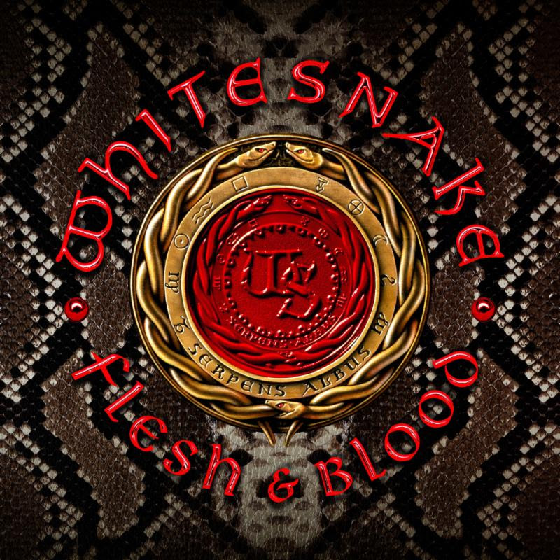 "Whitesnake  will release their new studio album "" Flesh & Blood "" via  Frontiers Music Srl on May 10th. Today they release their new single "" Trouble Is Your Middle Name ."" Listen to it   HERE  :  Watch the video for the first single from the album "" Shut Up & Kiss Me ""   HERE  .  "" Flesh & Blood "" will be available on CD/LP/Digital formats. See below for full details of the various configurations available.  Pre-order ""Flesh & Blood"" HERE:   http://radi.al/FleshAndBlood    Limited Edition Silver Vinyl (Limited to 300 copies WORLDWIDE), & more available from Frontiers' US webstore HERE:   https://shop.bandwear.com/frontiers    Limited Edition Gold Vinyl (Limited to 500 copies WORLDWIDE), & more available from Frontiers' UK webstore HERE:   https://whitesnake.tmstor.es/    Limited Edition Red Vinyl (Limited to 350 copies WORLDWIDE) & more available from Frontiers' EU webstore HERE:   https://www.frontiers.shop/     Whitesnake  have already announced their first shows of the 2019 "" Flesh & Blood "" World Tour, which will feature songs from the new studio record alongside their biggest hits and songs from one of the greatest back catalogues in rock 'n' roll history, spanning over 40 years. For more information visit   www.whitesnake.com  . A complete list of dates can be found below.      WHITESNAKE W/ Black Moods US Tour:   4/12: Newkirk, OK @ 7 Clans First Council Casino*  4/13: Durant, OK @ Choctaw Casino*  4/15: Dallas, TX @ The Bomb Factory  4/17: San Antonio, TX @ Aztec Theater  4/19: Biloxi, MS @ IP Casino Resort*  4/20: Atlanta, GA @ State Bank Amphitheatre  4/22: Orlando, FL @ Hard Rock Live  4/23: Clearwater, FL @ Ruth Eckerd Hall  4/25: Hollywood, FL @ Seminole Hard Rock Casino*  4/26: Melbourne, FL @ Maxwell C. King PAC  4/28: Charlotte, NC @ Ovens Auditorium  4/29: Huber Heights, OH @ Rose Music Center  5/1: Richmond, VA @ Richmond, VA @ The National  5/2: Bensalem, PA @ XCITE Center at Parx Casino*  5/4: Columbia, MD @ M3 Festival#  5/5: Jim Thorpe, PA @ Penns Peak  5/7: Sayreville, NJ @ Starland Ballroom  5/8: Huntington, NY @ The Paramount  5/10: Hampton Beach, NH @ Hampton Beach Casino  5/11: Lincoln, RI @ Twin River Casino*  5/14: Greenville, PA @ The Palace Theatre  5/17: Verona, NY @ Turning Stone Casino*  5/18: Niagara Falls, NY @ Seneca Niagara Casino*      European Tour:   6/12: Tilburg, NL @ 013  6/14: Donnington, UK @ Download Festival #  6/17: Prague, CZ @ 02 Arena **  6/19: Milan, IT @ Mediolanum Forum **  6/20: Zurich, CH @ Rock the Ring Festival #  6/22: Clisson, FR @ Hellfest #  6/23: Dessel, BL @ Graspop Metal Meeting #  6/25: Budapest, HU @ Barba Negra Track  6/27: Zajecar, RS @ Gitarijada Festival #  6/29: Plovdiv, BG @ Hills of Rock Festival #  7/1: Bucharest, RO @ Arenele Romane  7/3: Zagreb, CR @ SRC Salata  7/5: Sered, SK @ Sered Amphitheatre  7/7: Cologne, DE @ Palladium  7/10: Gavle, SE @ Furuviksparken *  7/15: Saint Petersburg, RU @ Bkz Oktyabrski Theatre  7/17: Moscow, RU @ Crocus City Hall    *WHITESNAKE Only    #Festival Appearance     ** With Def Leppard     For further announcements and information please follow:    Web :   www.whitesnake.com     Instagram :   https://www.instagram.com/whitesnake/     Facebook :   https://www.facebook.com/Whitesnake.official/     Twitter :   https://twitter.com/Whitesnake   
