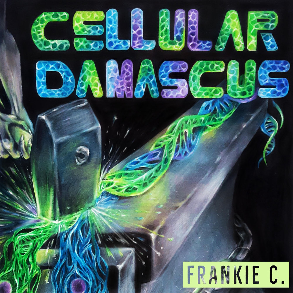 Track Listing:  1. So It Begins (1:06) 2. Fall Of The Hammer (2:55) 3. Cellular Damascus (3:14) 4. Life By Fire (3:19) EP Length:     For more info:  Facebook:  https://www.facebook.com/frankiecshred Youtube:  https://www.youtube.com/user/arps7   Instagram:  https://www.instagram.com/frankiecshred