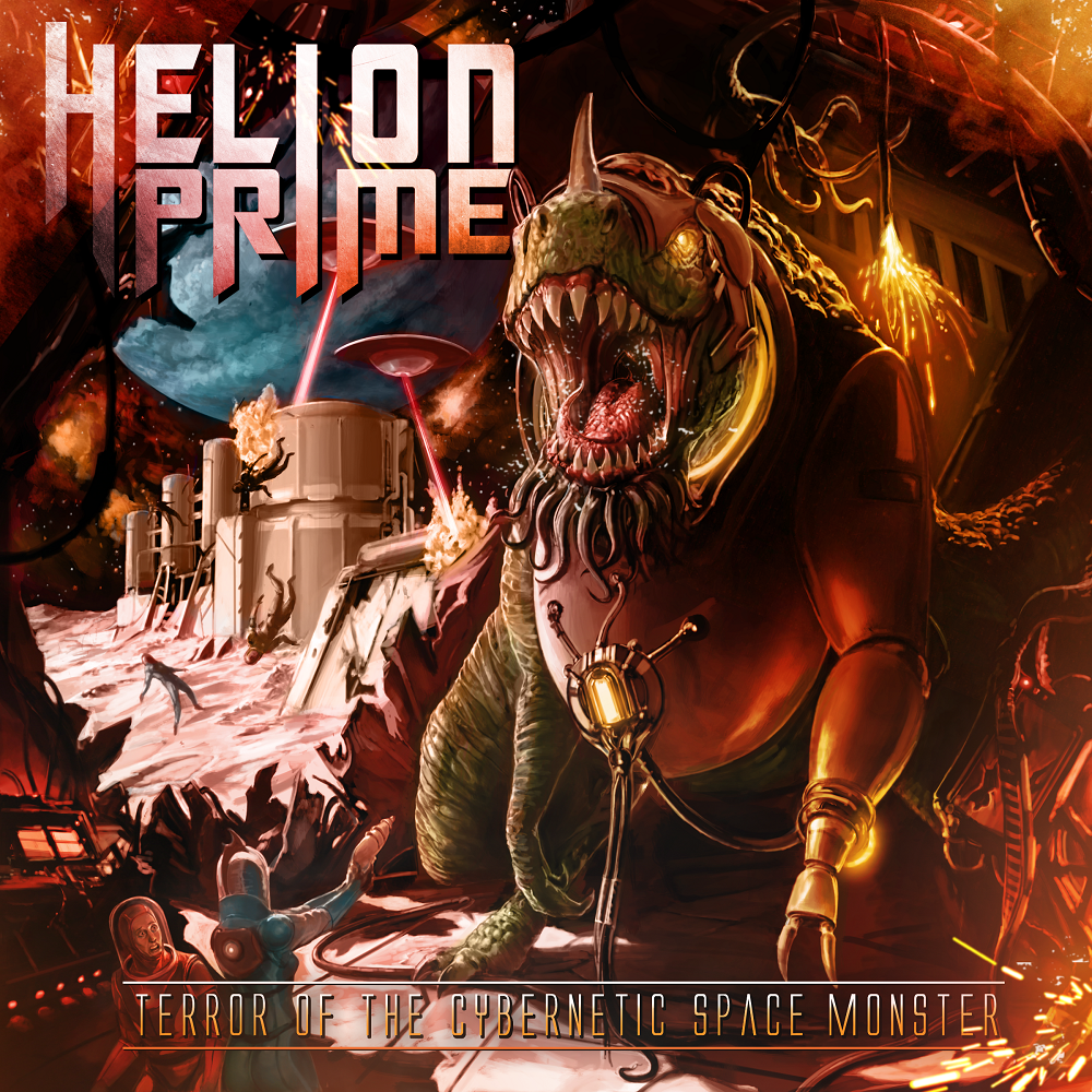 Track Listing:  1. Failed Hypothesis 2. A King Is Born 3. Bury the Sun 4. Atlas Obscura 5. Urth 6. The Human Condition 7. Spectrum 8. Silent Skies 9. Terror Of The Cybernetic Space Monster   For more info:   https://www.afm-records.de/en/h/524-helion-prime-2.html    https://helionprimemetal.com    https://www.facebook.com/helionprimemetal   https://instagram.com/helionprimemetal   https://twitter.com/saibotreigns   https://www.youtube.com/c/helionprime