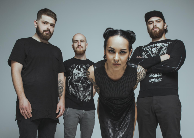 "(Photo credit by Veronika Gusieva)   One of the hardest working bands in the heavy metal landscape at the moment, Ukrainian juggernaut  JINJER have released a 4th video single "" Teacher, Teacher !"" taken from their critically acclaimed 5 track EP entitled "" Micro ,"" released via Napalm Records in January 2019.    Filmed in various concert venues throughout Europe on their last tour with Amorphis and Soilwork, "" Teacher, Teacher !"" is a visually stunning portrayal of  JINJER 's exciting and energetic live show mixed over the unique Progressive Groove Metal sound that sets them apart from the rest of the pack.    The band comments on the new track & video ""Teacher, Teacher!"":  ""The idea behind the song is about people that dictate their agenda by means of their status, position, or just their internet claim to fame in order to impose their opinion onto others but those opinions aren't based on experience nor knowledge.""   JINJER  are currently booking more tours on their quest for world domination with dates already announced in Japan, Turkey, South Africa and Europe.    Check out "" Teacher, Teacher !"" here & make sure to take a close look at all upcoming tour dates listed below:	   "" Teacher, Teacher !""    https://youtu.be/oRkRwL0vjOg"