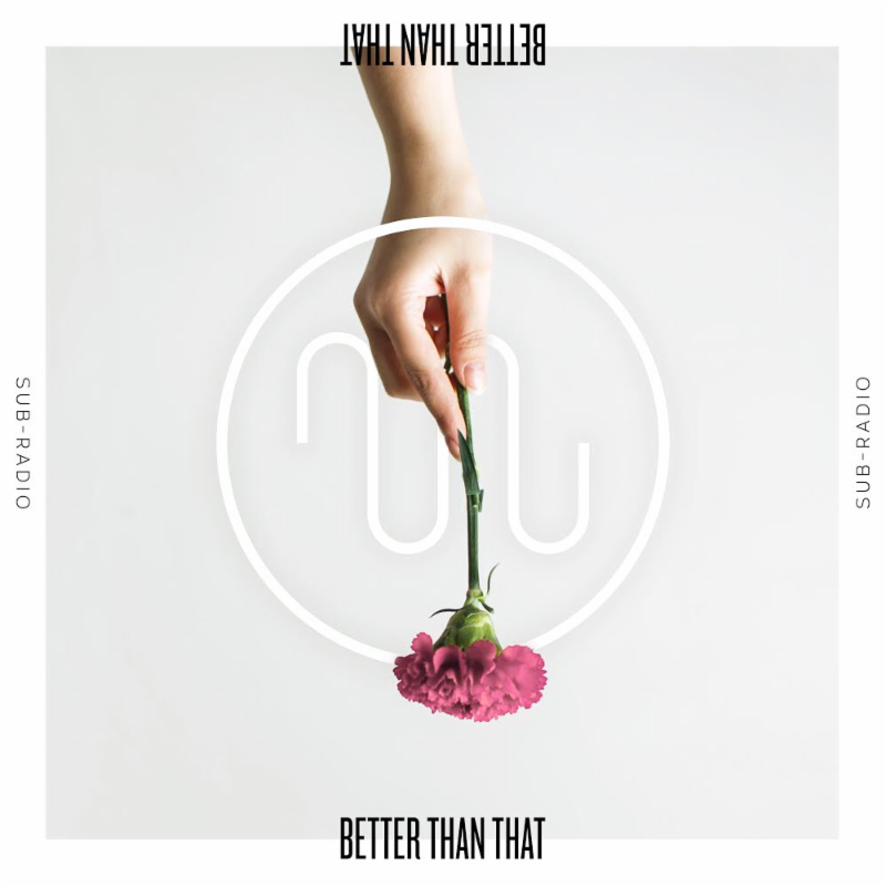"""Rising Washington, DC-based alt-rock band SUB-RADIO released their brand new song, """"Better Than That"""" - the first single cut from their highly anticipated, as-of-yet untitled Summer 2019 EP. The track, available today across streaming services, was produced by Dylan Bauld ( flor, Halsey, Smallpools ), mixed by Andrew Maury ( Shawn Mendes, Post Malone, COIN ), and mastered by Joe LaPorta ( The Weeknd, Shawn Mendes, Vampire Weekend, Walk The Moon ).Stream """"Better Than That"""" now via Spotify here .   """"We wrote """"Better Than That"""" years ago, self-produced it, and never really felt like it got the treatment it deserved,"""" says vocalist Adam Bradley. """"Our fans absolutely lose it when we play it live and we knew it needed the five-star production that Dylan and Andrew can bring. The song sounds like a party, and to us it's kind of a kiss-off party. We want everyone who's been on the wrong end of a one-sided relationship to be able to shout along to this.""""    SUB-RADIO makes catchy, danceable indie-pop with big hooks, clean guitars, dancefloor rhythms, and powerful vocals. Founded by six childhood friends over 10 years ago, the band has garnered comparisons to established acts like Walk The Moon , Maroon 5 , Fun. and Vampire Weekend , and the sextet's stream of releases and high-energy live performances have put them on the map up and down the East Coast, including performances at Firefly Music Festival, Capital Pride and Launch Music Festival.   """"Working on these new songs with Dylan and Andrew is a dream come true for us,"""" says lead guitarist/vocalist Matthew Prodanovich. """"They're able to take these seeds of ideas we have and blow them up into the big pop jams we've been wanting to make.""""    """"We've never been more excited about a release than this next EP. It's fun, it's joyful, it grooves,"""" says drummer/vocalist Michael Pereira . """"It's exciting to have a record that matches the energy we bring on stage. And we can't wait to meet the fans all across the country who haven't h"""