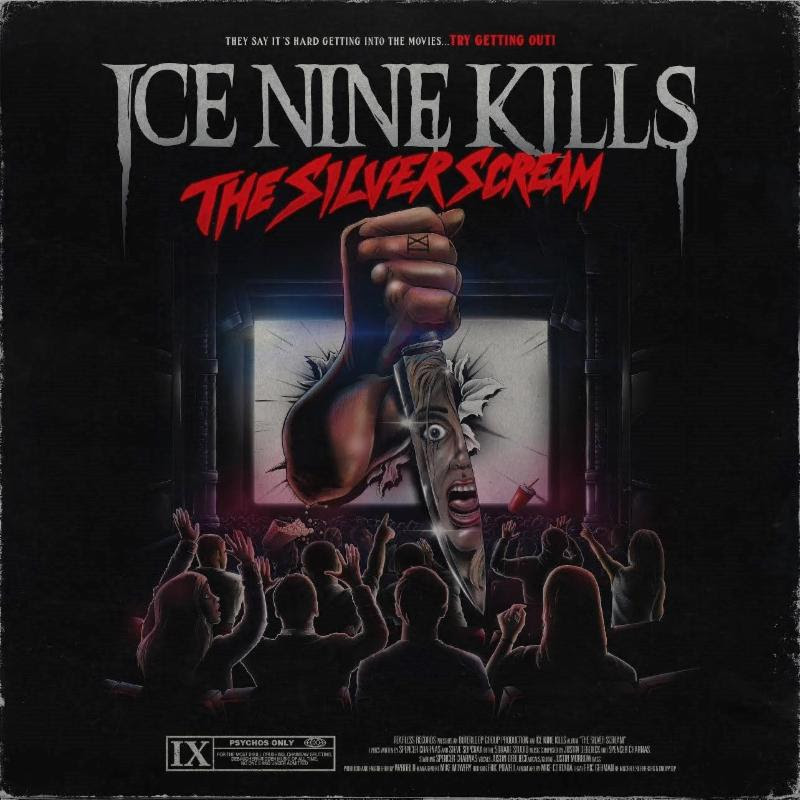 ICE NINE KILLS will bring their cinematic obsession and theatricality, which includes the band appearing costumed as their favorite horror icons on-stage, as they are scheduled to appear as direct support for Falling In Reverse on their upcoming tour kicking off April 20 in Las Vegas, NV . Featuring additional support by From Ashes to New and New Years Day , the tour will make its way to the East Coast before circling back to end on May 24 in Los Angeles, CA at The Wiltern . Full dates can be found below. General admission and limited VIP tickets are available at INK-VIP.com .