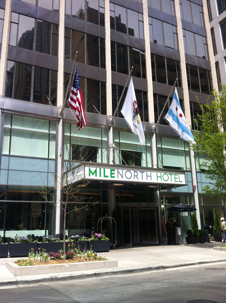 Mile North Hotel (Exterior), Chicago, IL