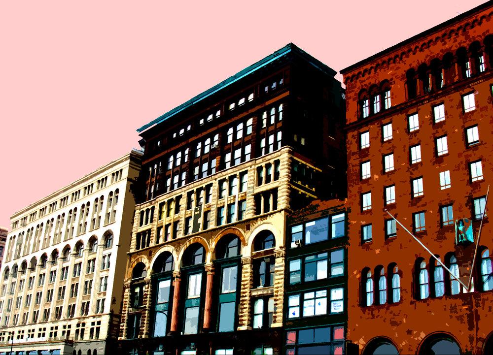 Fine Arts Building, digitally enhanced photograph, 2011.jpg