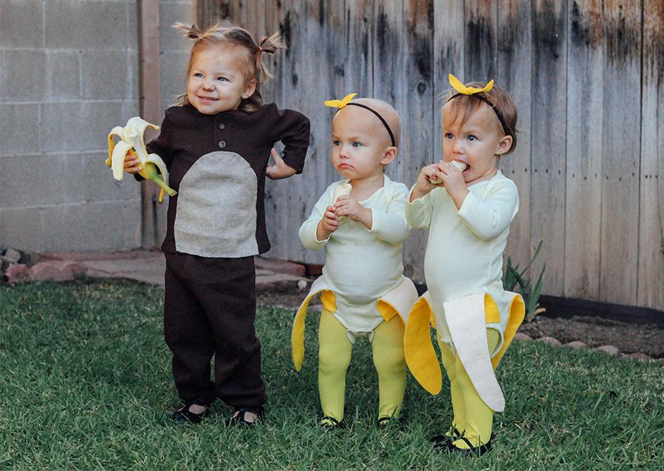 Curious George u0026 Banana Costumes  sc 1 st  Coley Kuyper Art & Curious George u0026 Banana Costumes u2014 Coley Kuyper Art