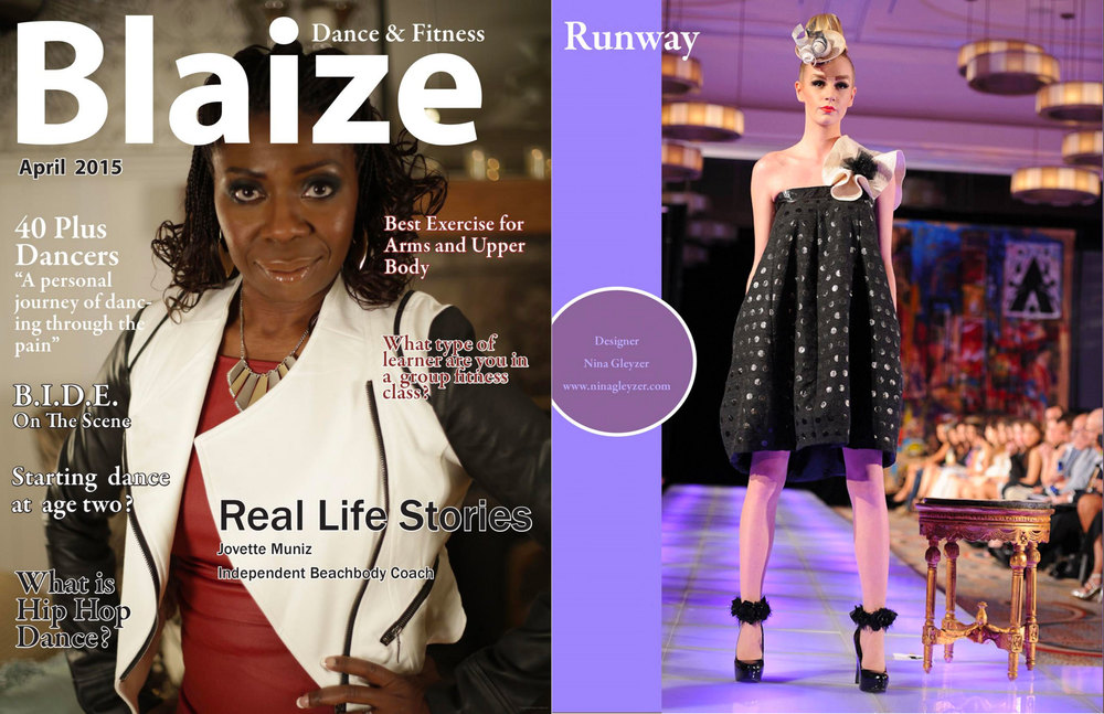 Blaize Magazine — 2015