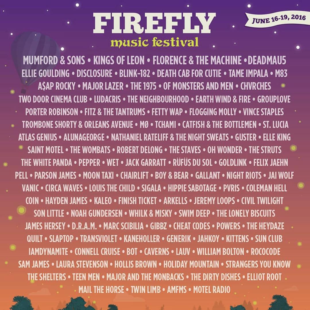 5e3d3da2c5f0 Firefly Music Festival — Mail the Horse