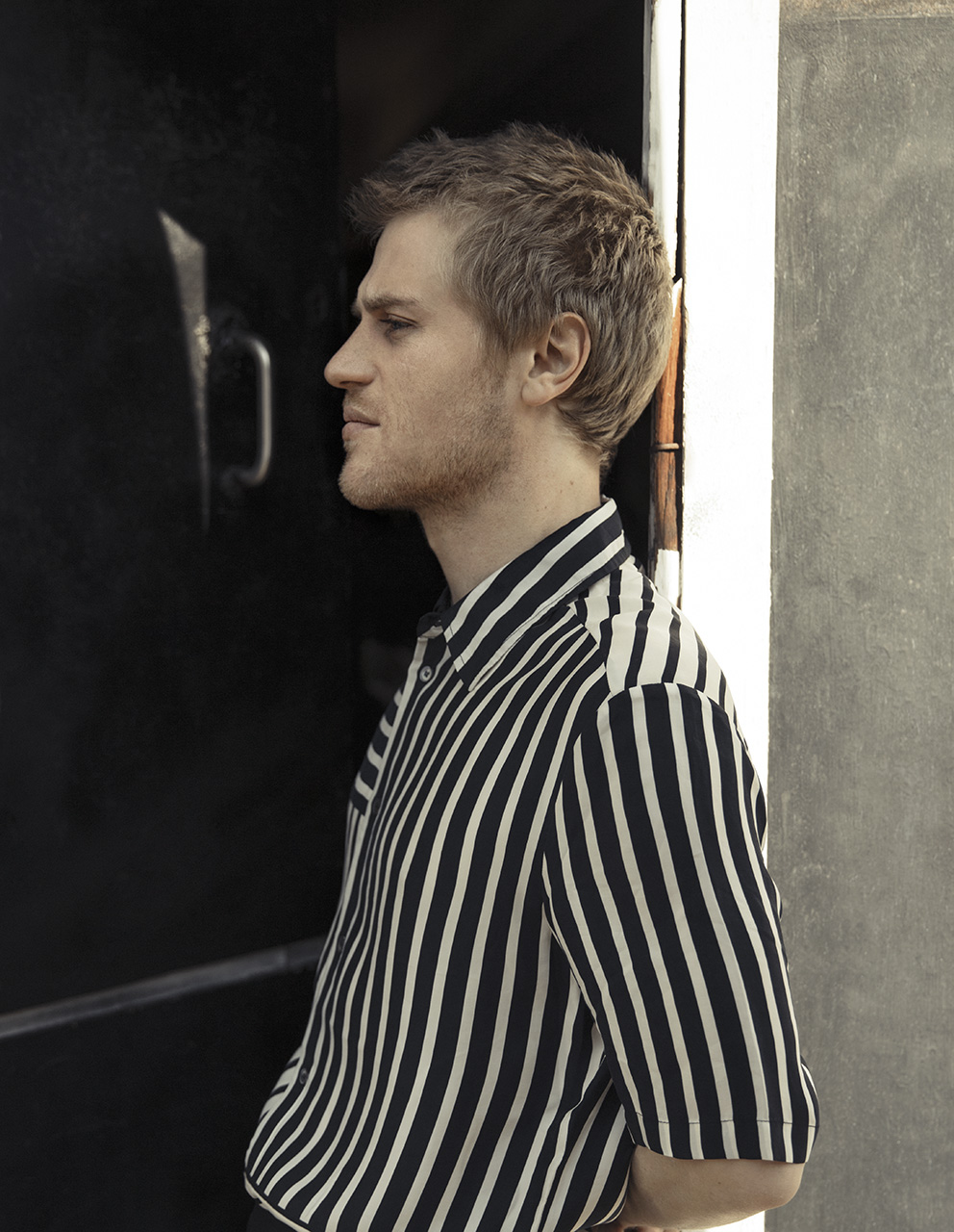 Johnny Flynn for INTERVIEW US