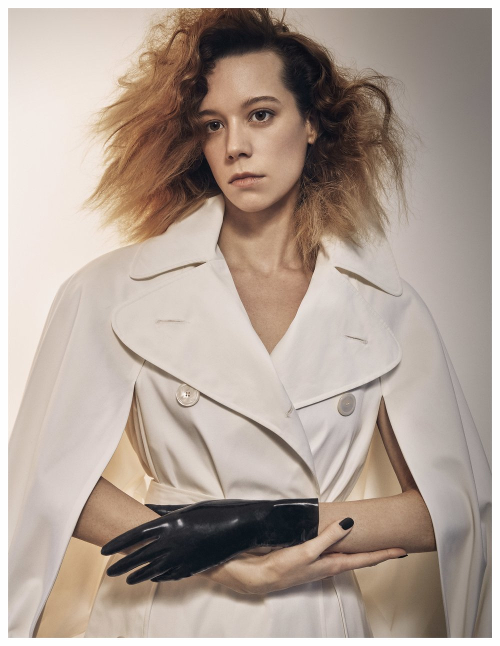 Chloe Pirrie  INTERVIEW US