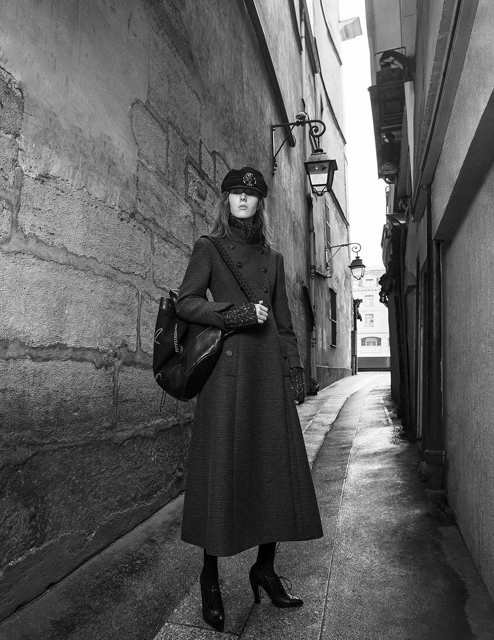 Harper's Bazaar / Chanel Special AW2018