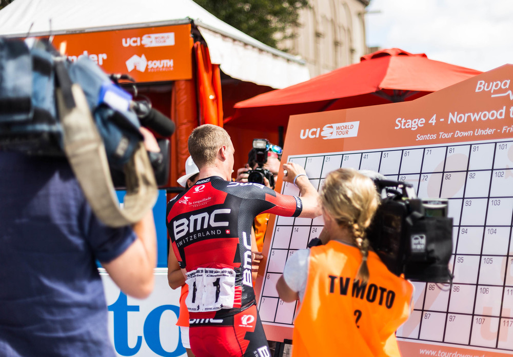 Tour Down Under, Stage 4