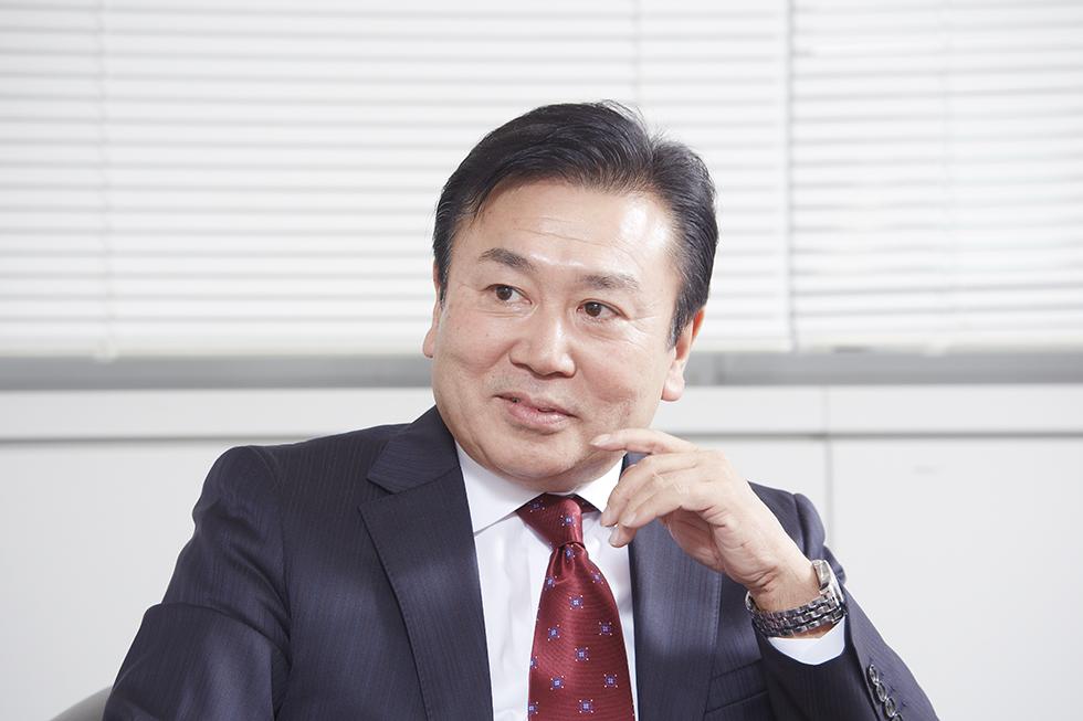 YUKIHIRO FUJIKAWA President and CEO, IMAGICA Corp.