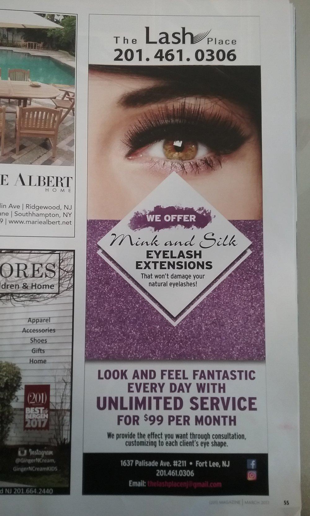 (201) Magazine AD!