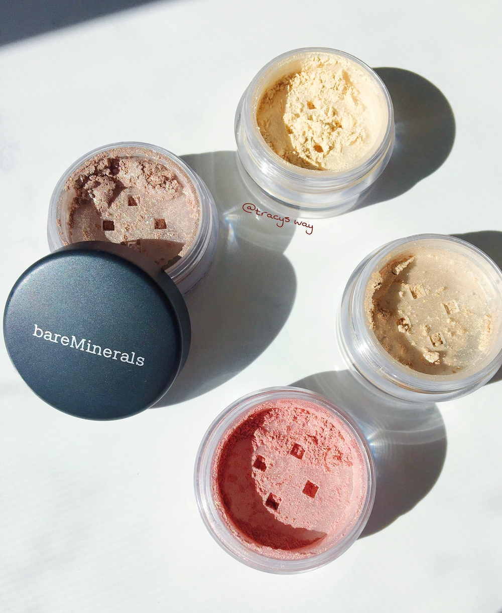 BareMinerals Eyeshadow Review & Swatches