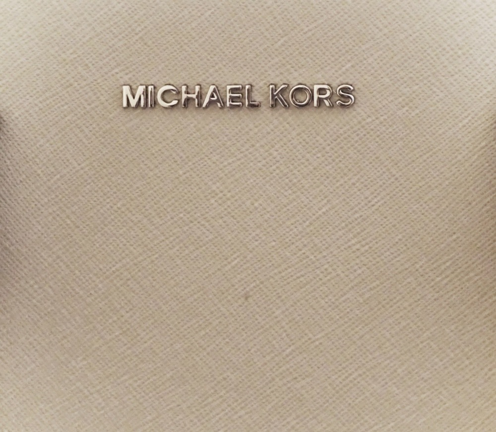 Michael Kors Large Savannah Logo.JPG