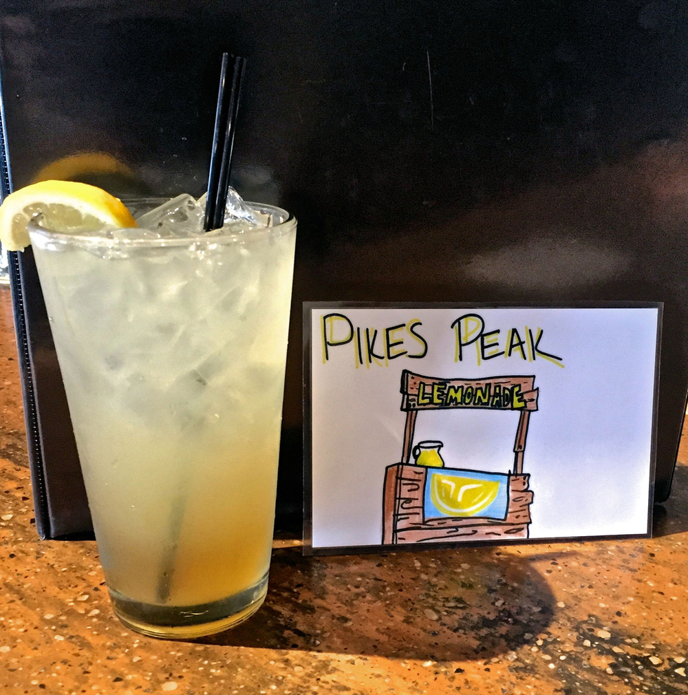 Pikes Peak Lemonade
