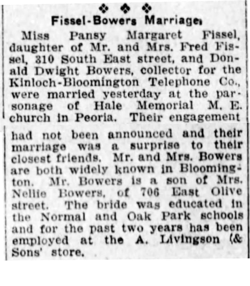 The Pantagraph (Bloomington, Illinois) Dec 30, 1920