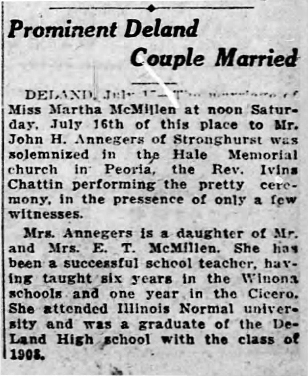 The Decatur Herald (Decatur, Illinois) Jul 18, 1921