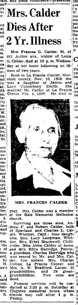 Peoria Journal Star May 24, 1951