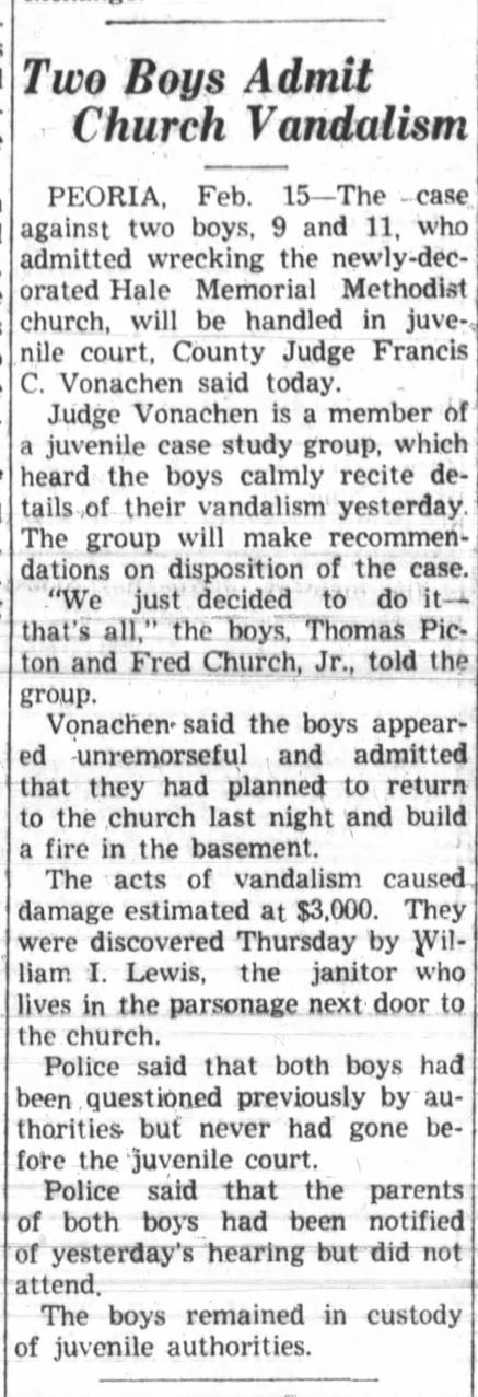 Belvidere Daily Republican (Belvidere, Illinois) Feb 15, 1947