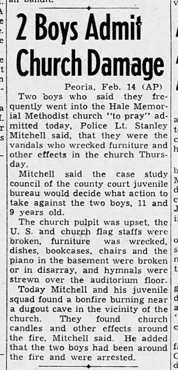 The Decatur Herald (Decatur, Illinois) Feb 15, 1947