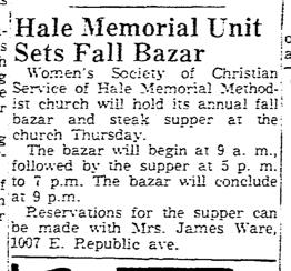Peoria Journal Star Nov 18, 1952