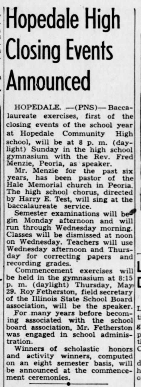 The Pantagraph (Bloomington, Illinois) May 22, 1947