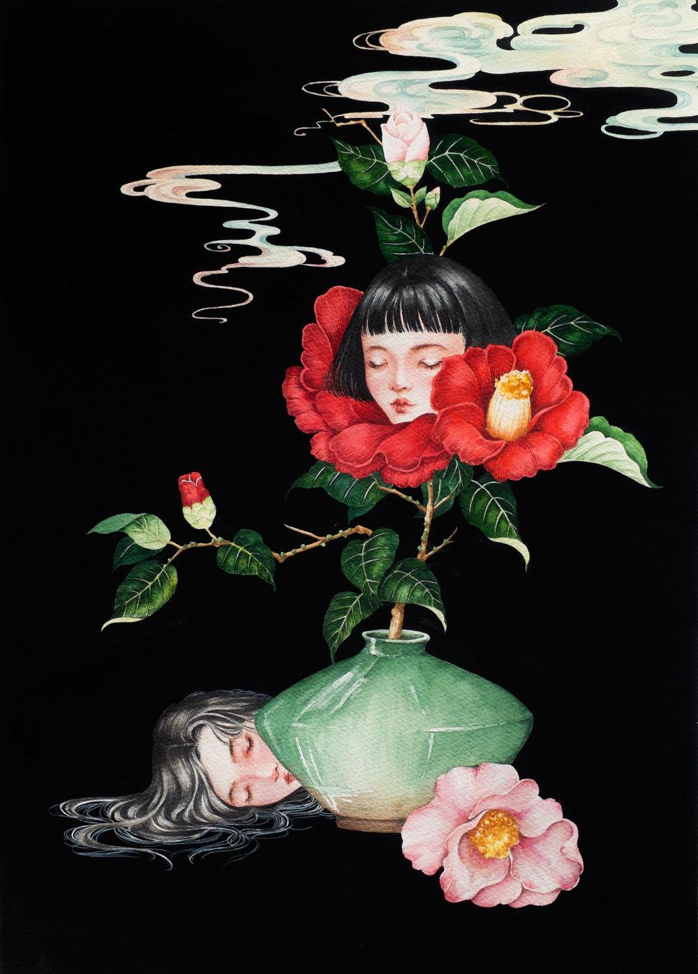 'Within the stillness'