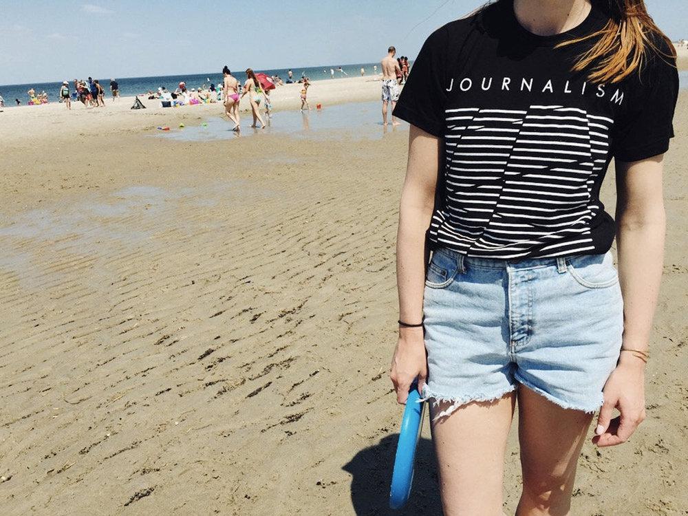 Broken Lines T-Shirt