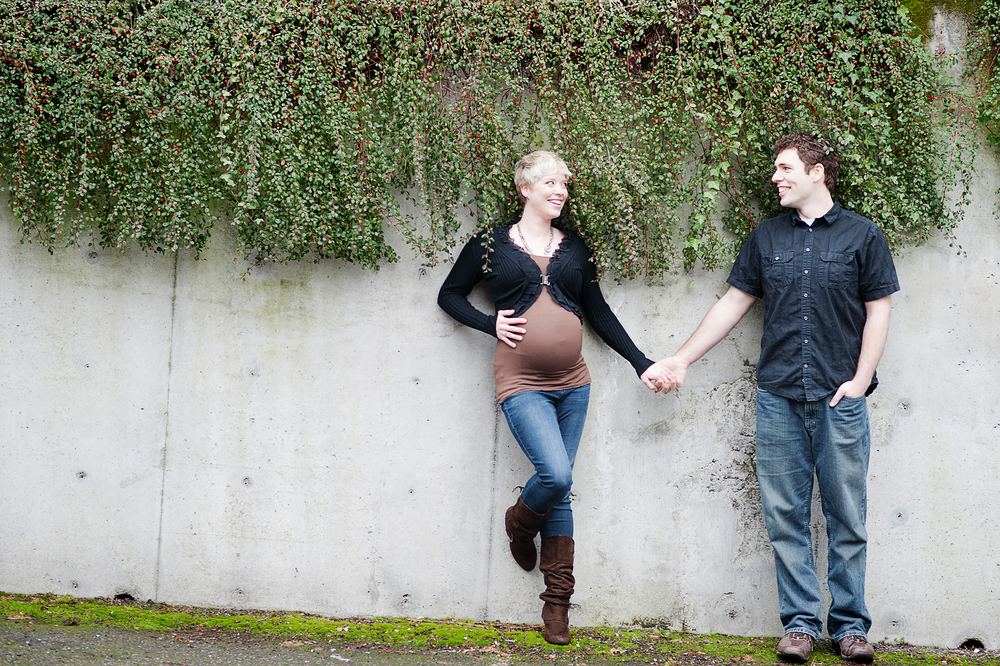 Maternity Photography | Kim + Kelley Photography | Everett, Washington