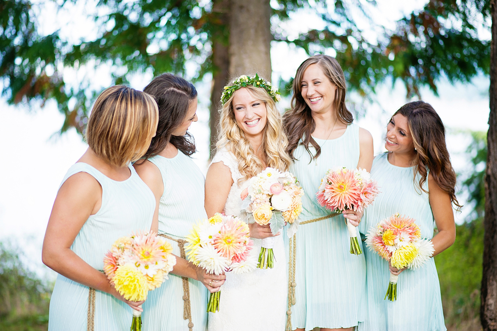Wedding Photography | Kim + Kelley Photography | Everett, Washington