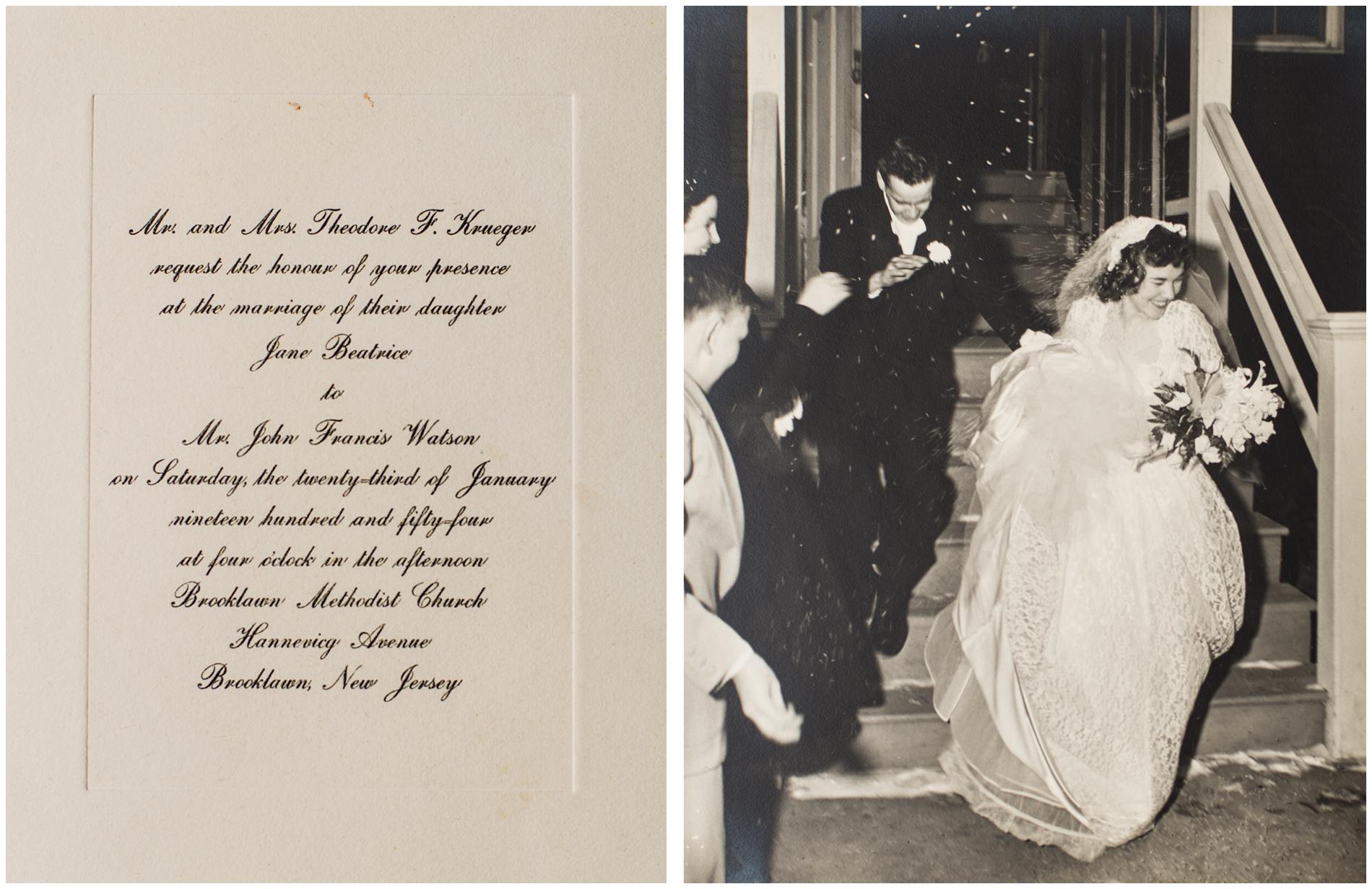 wedding1954