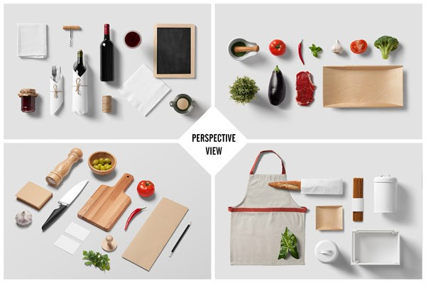 4-Top-view-and-perspective-view-of-the-restaurant-and-food-branding-mock-up-600x399.jpg