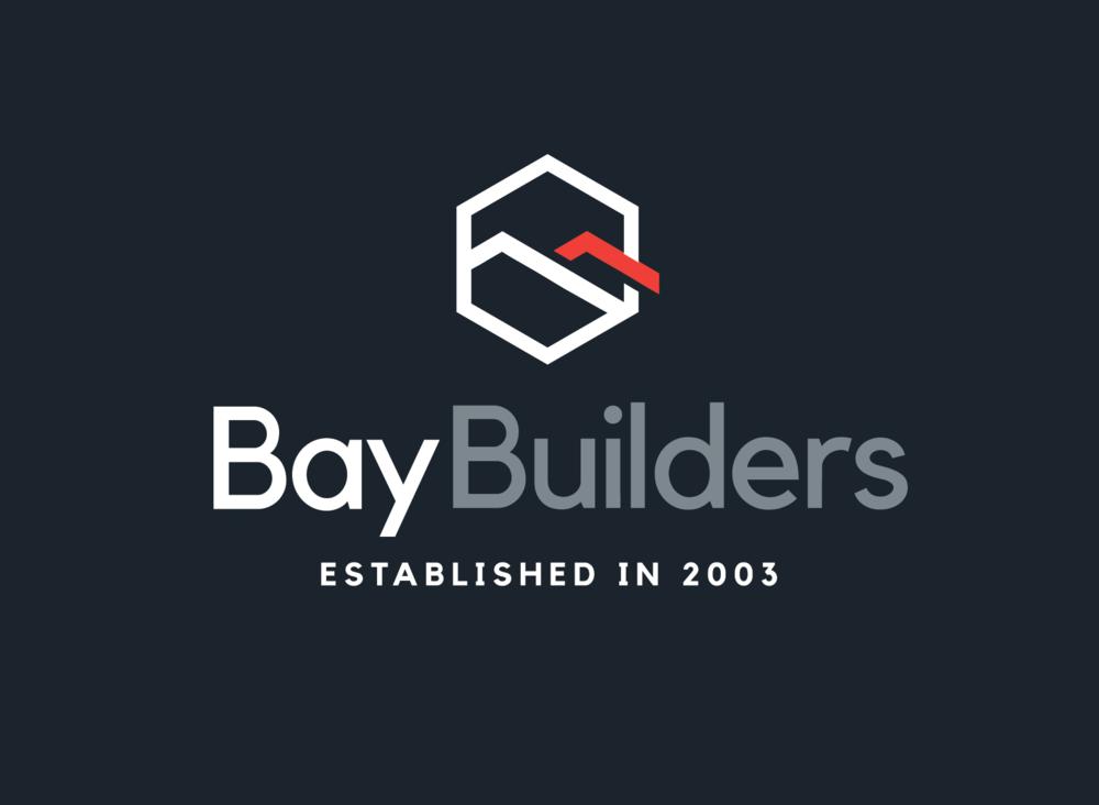 Bay Builders Logo Design