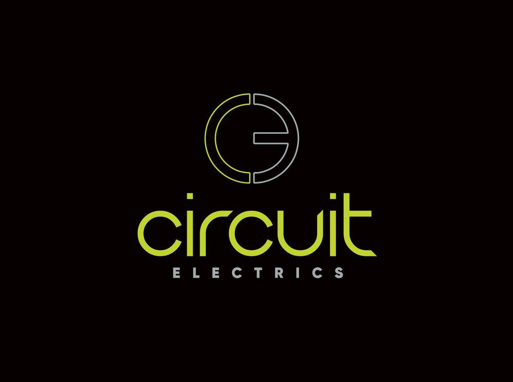 Circuit Electrics Logo Design