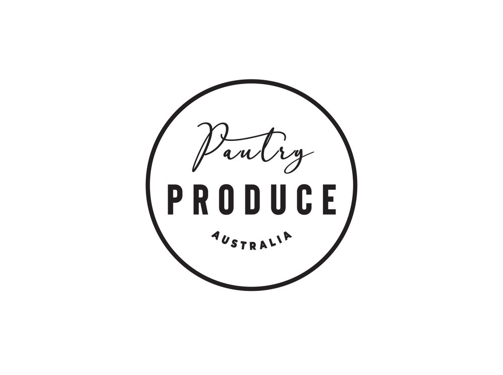 Pantry Produce Australia Logo Design