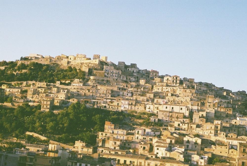 Modica Alta, Sicily