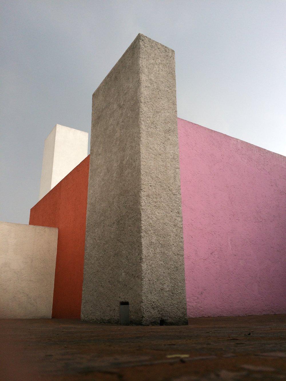 Casa Luis Barragan, Mexico City, Mexico