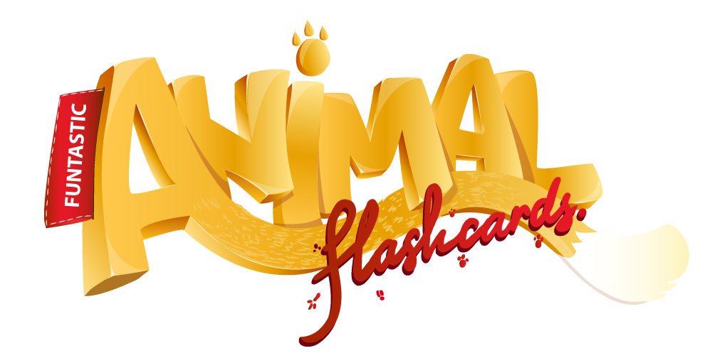 App Logo design for game, 2013    Funtastic Animal Flashcards, iTunes store / see whole project