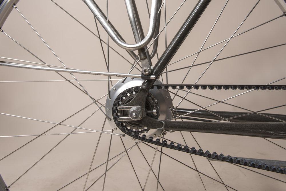 Luzia Huber | Tiefeinsteiger Damenhausfrauenrad