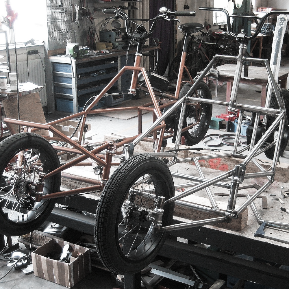Cargobike Bonjohn
