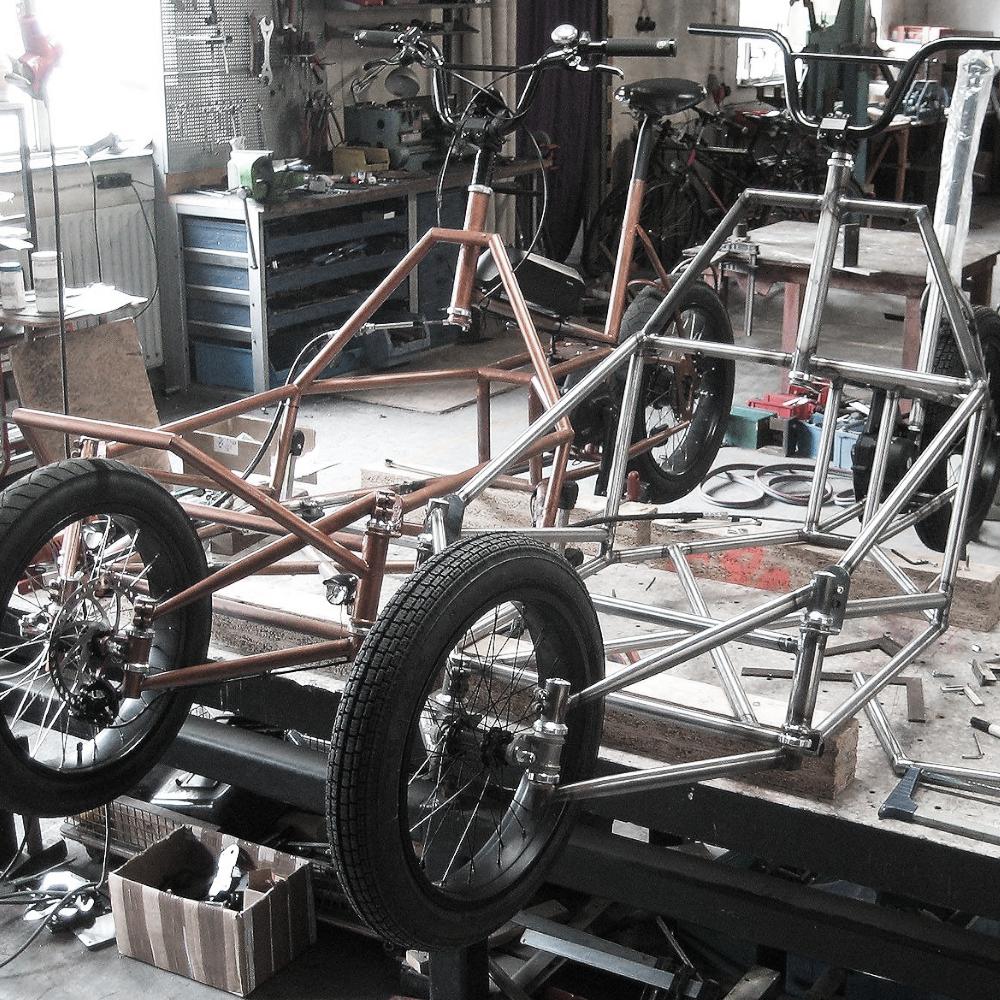 Bonjohn Cargobike