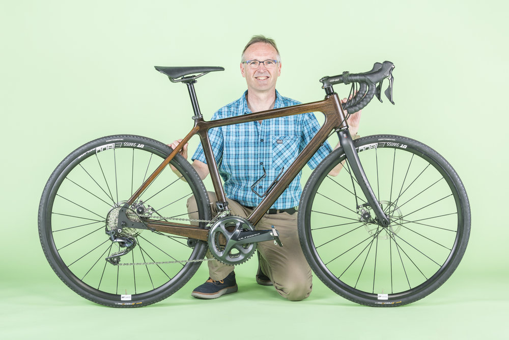 Audience prize: Gravelbike
