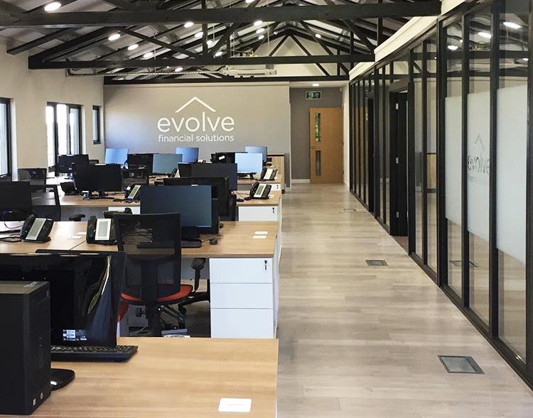 KTM Design Interior Bournemouth Evolve