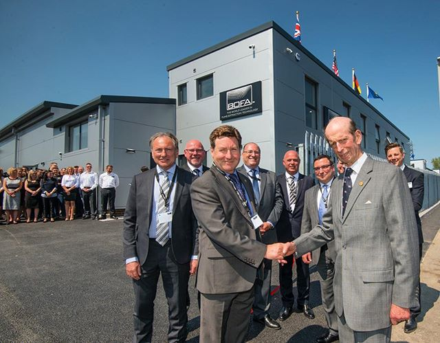 Last week we were at the opening of the BOFA International office that we had the privilege of designing! 🤓 BOFA has previously won the Queen's Award for Enterprise for their contribution to both export and innovation in the UK. As a result, Prince Edward, Duke of Kent, came to open the office today. They are the world leaders in fume extraction technology and we've loved being a part of it all •  #ktmdesign #design #architecture #interiordesign #business #dorset #property #luxury #interior #poole #bournemouth #project #contemporary #lifestyle #innovation #productivity #residential #decor #commercial #office #inspire #intelligentdesign #home #interiorstyling #interiorinspo #royalty #prince #dukeofkent #duke