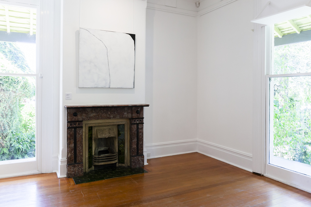 White Painting, 2016