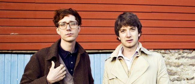 If it's been a while since you've last heard the indie pop duo Erlend and Eirik, then here's your chance.