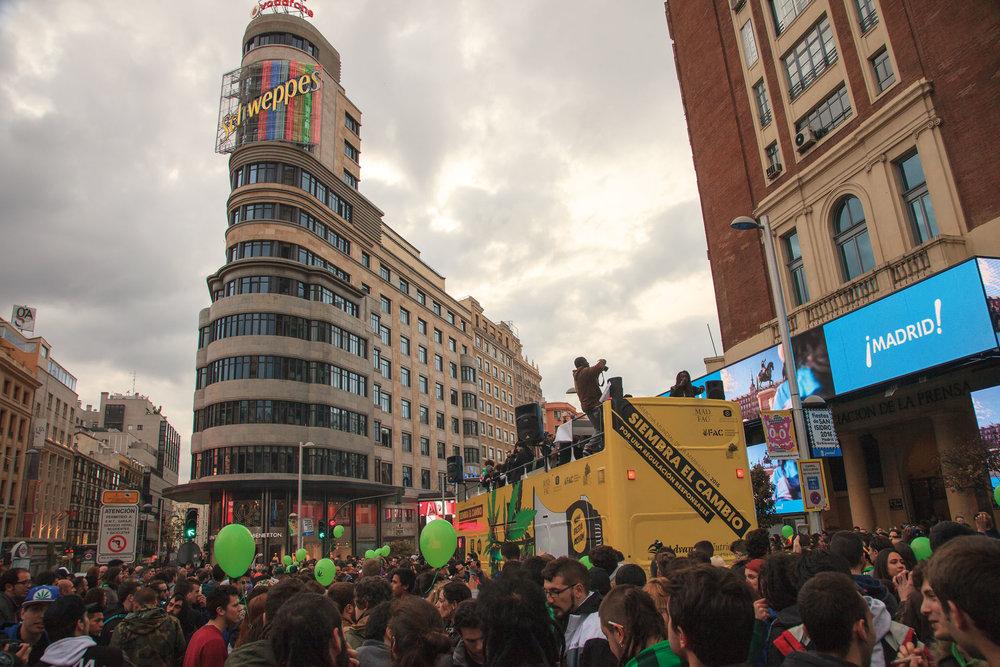 DOMINGO 28 DE MAYO / 17H. / PUERTA DEL SOL / MADRID - ¡LOCALIZACIÓN CONFIRMADA!